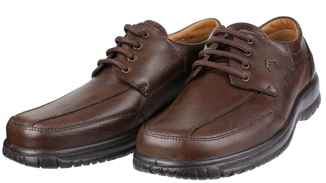bfa236b479d Ανδρικά :: Δετά παπούτσια :: BOXER Shoes 14728 Καφέ - Παπούτσια Ι ...