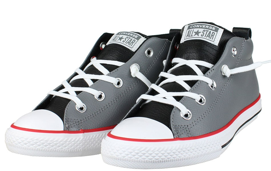 CONVERSE 661888c CT AS Street Mid Γκρί