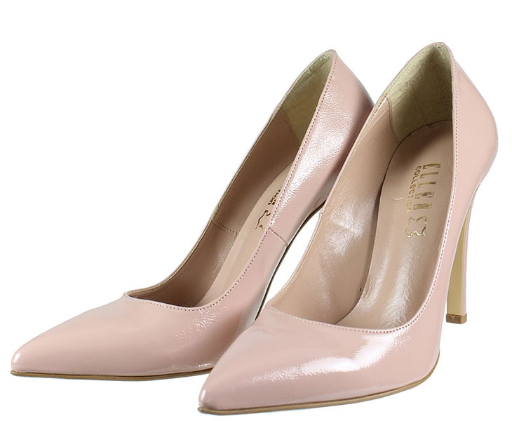Ellen Shoes 83900 nude/ρόζ