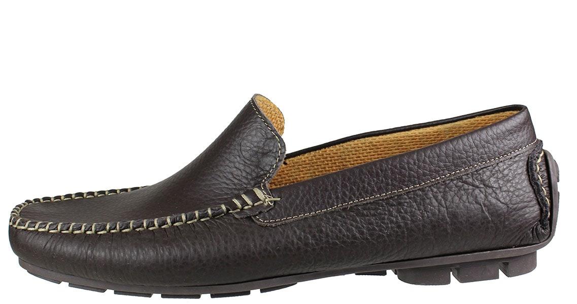 cf48ee53825c Ανδρικά :: Loafers/Μοκασίνια :: COCKERS Ni18 Καφέ δέρμα - Παπούτσια ...