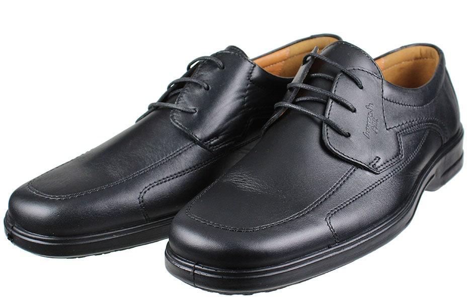 BOXER Shoes 13768 Μαύρο