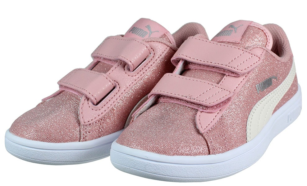 Puma Smash V2 Glitz Glam V Ps 367378-09