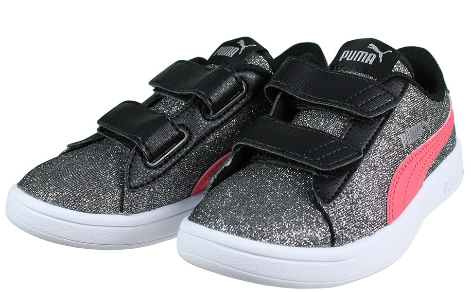 Puma Smash V2 Glitz Glam V Ps 367378-10