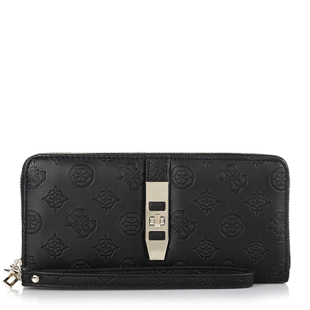 Guess Peony Classic SLG SG739846 Μαύρο