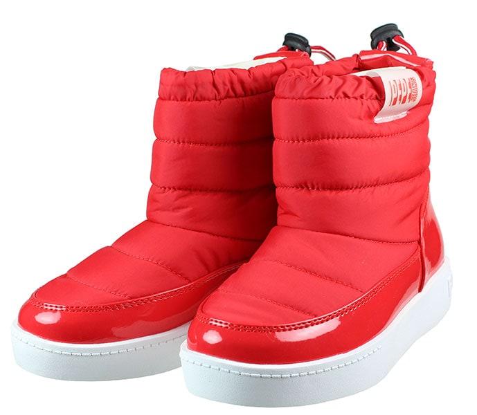 PEPE Jeans PGS50149-255 Brixton Κόκκινο
