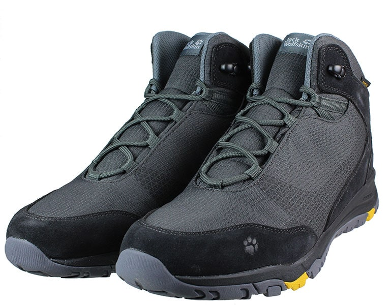 Jack Wolfskin ACTIVATE XT TEXAPORE MID M 4035212 6047