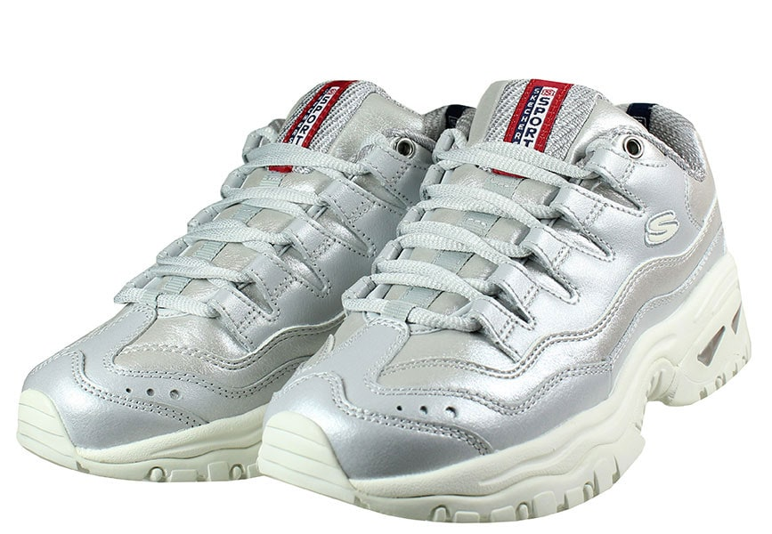 Skechers Glacier Views 13411/SIL