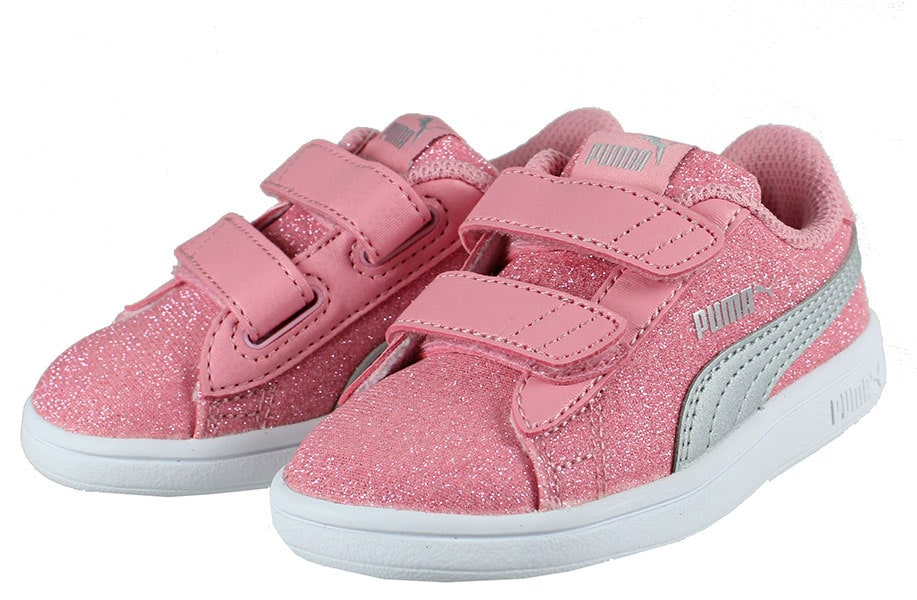 Puma Smash V2 Glitz Glam 367380-15 Softfoam