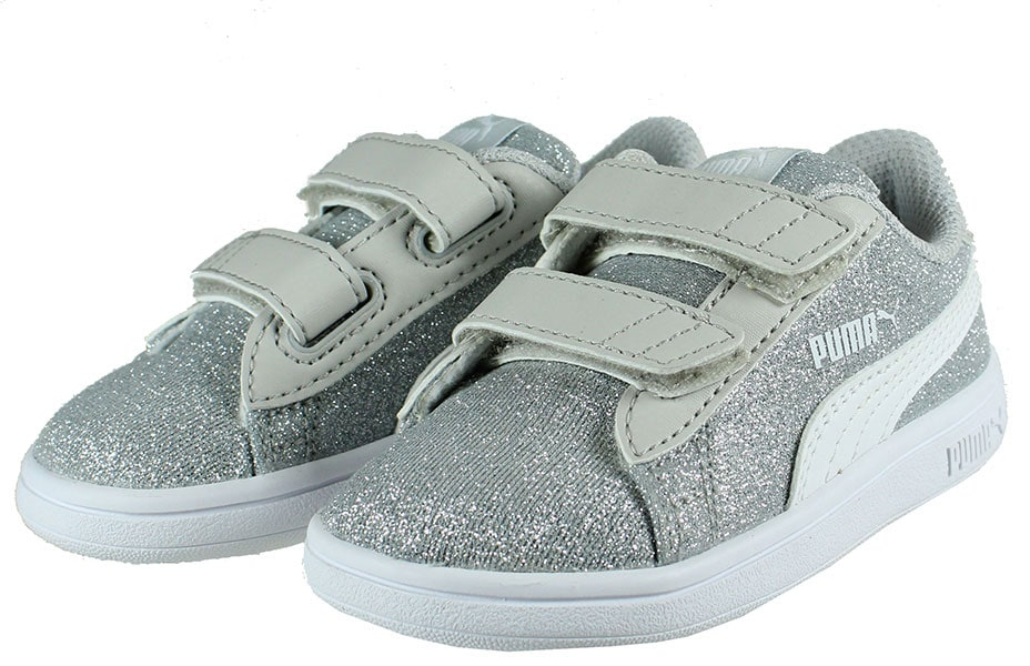 Puma Smash V2 Glitz Glam 367380-17 Softfoam