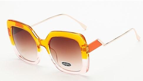 SEE sunglasses γυαλιά ηλίου S1067 Πορτοκαλί