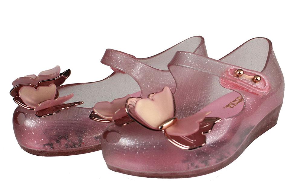 MELISSA mini 32849 52854 Ροζ με Glitter