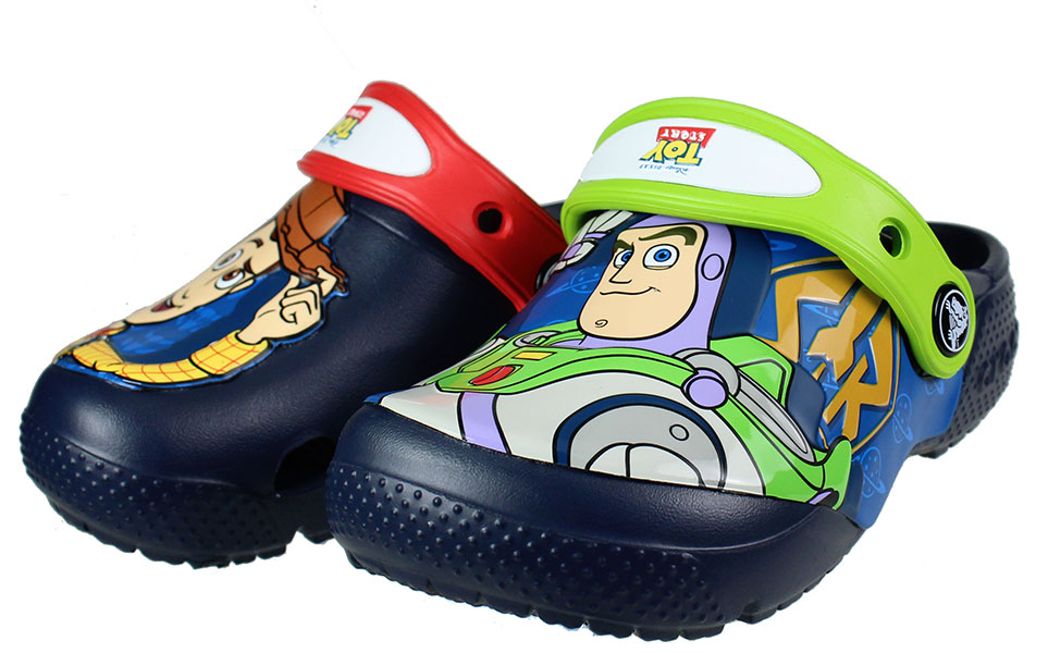 CROCS Fun Lab clog k 205493-410 Toy Story