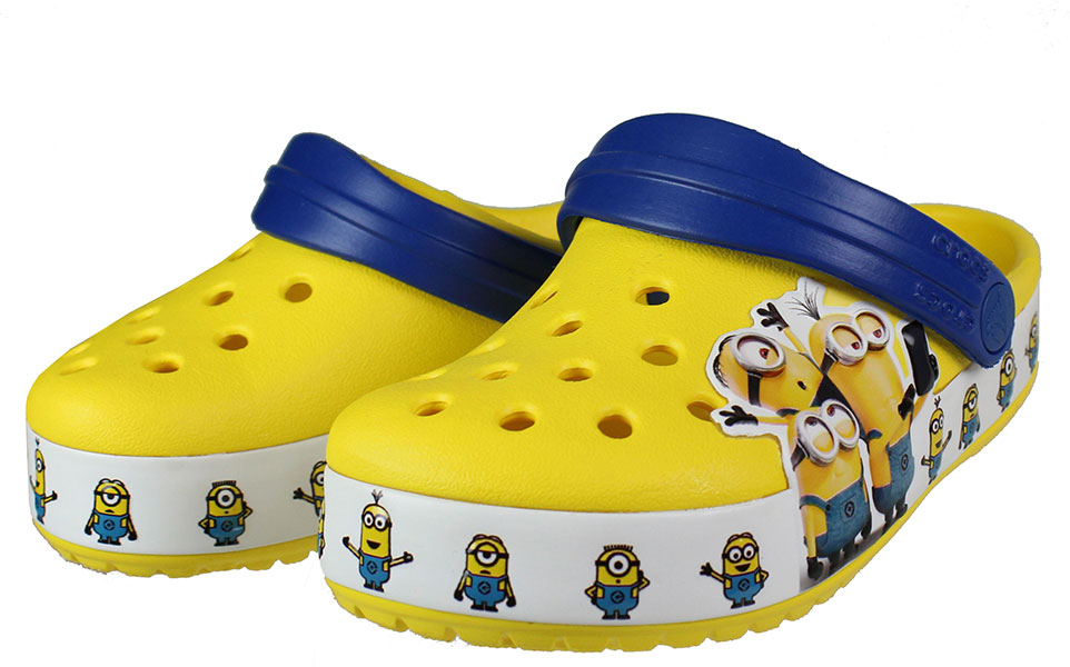 CROCS Fun Lab clog k 205512-730 Minions