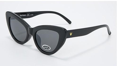 SEE sunglasses γυαλιά ηλίου S1147 Μαύρο