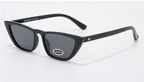 SEE sunglasses γυαλιά ηλίου S1149 Μαύρο