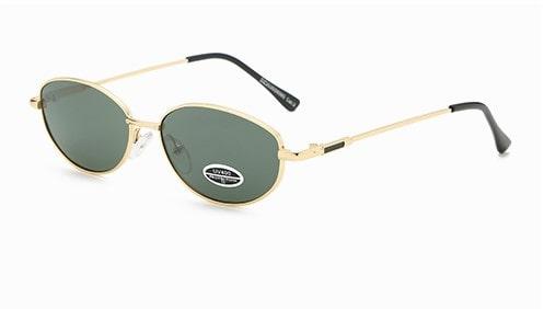 SEE sunglasses γυαλιά ηλίου S6060 Χρυσό/πράσινο