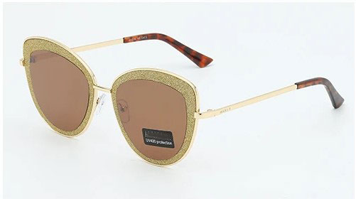 SEE sunglasses γυαλιά ηλίου 20805 Χρυσό/χρυσό