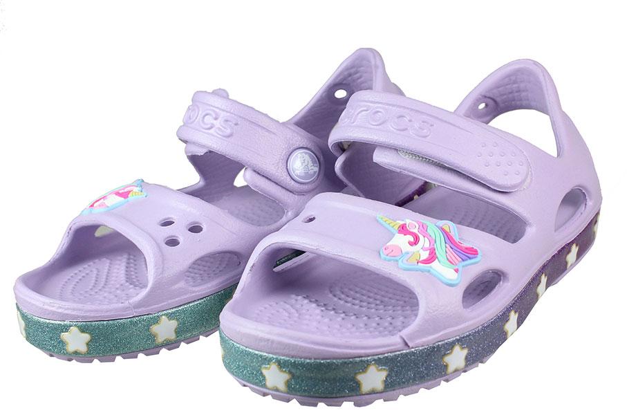 Crocs Funlab Unicorn Charm Sandal 206366-530