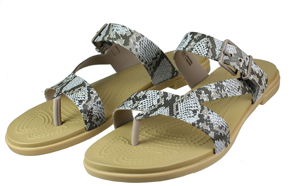 CROCS Tulum Toe post sandal 206108-15W