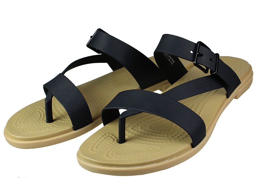 CROCS Tulum Toe post sandal 206108-00W