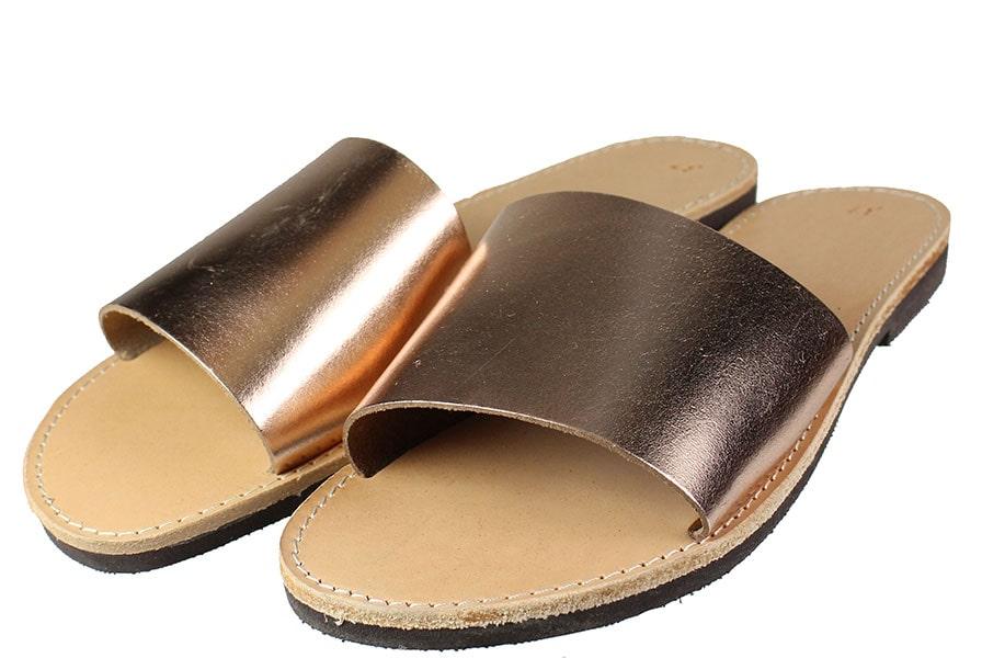Handmade Sandals 105 Χαλκός