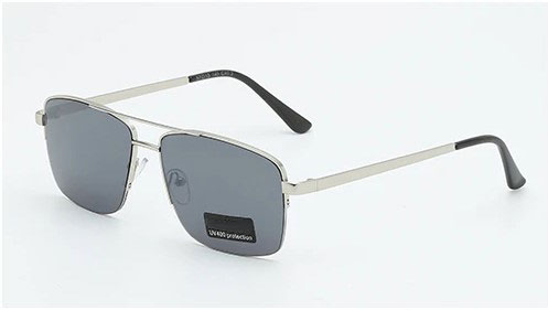 SEE sunglasses γυαλιά ηλίου 20108 Ασημί/μαύρο